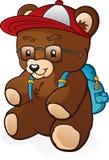 熊学员女用连杉衬裤 库存照片