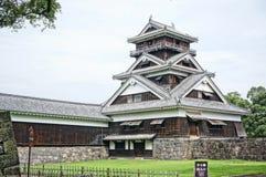 熊本城堡 库存照片