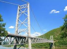 熊桥梁山纽约 免版税库存图片