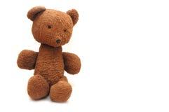 熊棕色女用连杉衬裤 免版税库存照片
