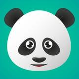 熊猫具体化 免版税图库摄影