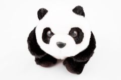 熊猫玩具 库存图片