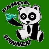 熊猫锭床工人 库存照片