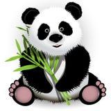 熊猫 库存例证