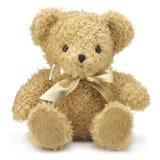 熊玩偶地毯 免版税库存照片