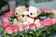 熊玩偶 免版税库存照片