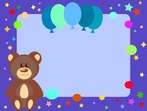 熊甜点 库存图片