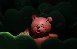熊褐色 免版税库存照片