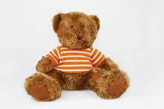 熊长毛绒玩具 免版税库存图片