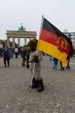 熊-柏林的标志 免版税库存图片