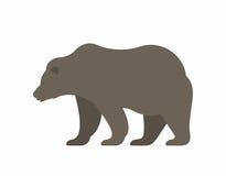熊 皇族释放例证