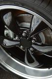 熔合Ford Mustang 免版税库存照片