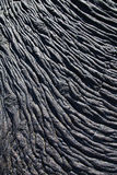熔岩丝带  免版税库存照片
