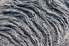 熔岩模式 免版税库存照片
