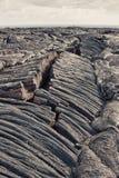 熔岩模式 库存图片