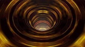 熔岩污水池蠕虫孔漏斗隧道动画背景新的质量葡萄酒样式凉快的精密美好的4k储蓄录影 库存例证
