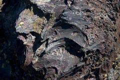 熔岩 库存图片