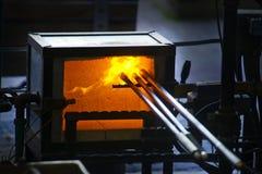 熔炉 库存图片