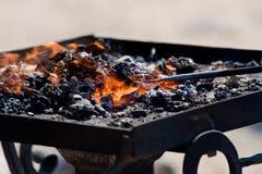 熔炉 免版税库存图片