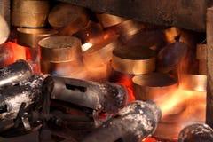 熔炉 图库摄影