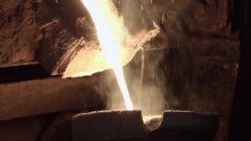 熔融金属涌入模子 股票录像