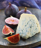 熟食乳酪开胃菜用果子 图库摄影