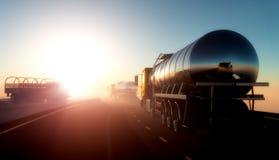 燃料。 免版税库存照片