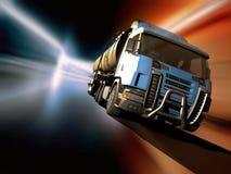 燃料。 免版税库存图片