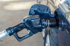燃料喷口 免版税图库摄影