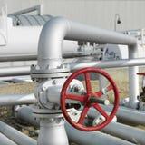 燃料管 免版税图库摄影