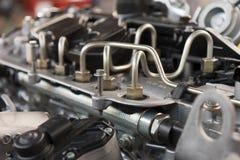 燃料系统 图库摄影