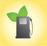 燃料绿色 免版税库存照片