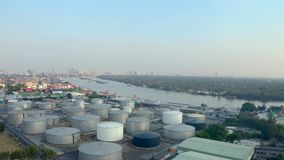 燃料贮存储水池 股票录像