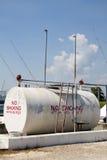 燃料贮存坦克 库存照片