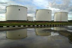 燃料贮存 免版税库存图片