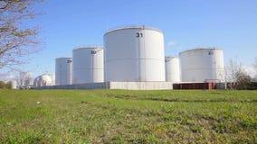 燃料贮存驻地 股票视频
