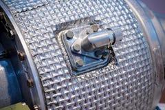 燃气轮机辅助电源设备细节  库存照片