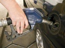 燃油泵 免版税库存照片