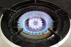 燃烧器气体lpg 免版税库存图片
