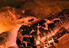 燃烧 免版税图库摄影