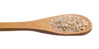 燕麦谷粒 库存照片