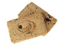 燕麦饼干 免版税库存照片