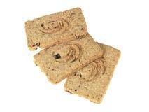 燕麦饼干 库存图片