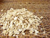 燕麦 免版税库存照片