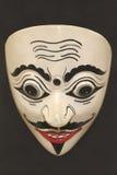 爪哇传统木偶面具 库存照片