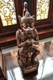 爪哇雕塑 库存图片