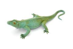 爬行动物玩具 库存图片
