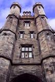 爱丁堡大学 库存图片