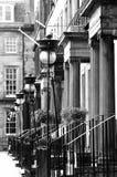 爱丁堡新的城镇 免版税图库摄影