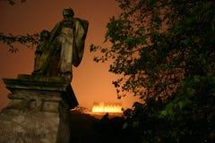 爱丁堡苏格兰人查阅 免版税图库摄影